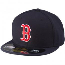 New Era Authentic 59Fifty Cap Boston Red Sox