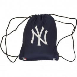 New Era Gym Bag MLB NY Yankees dunkelblau/weiß