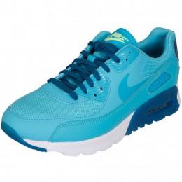 Nike Damen Sneaker Air Max 90 Ultra Essential blau