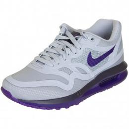 Nike Damen Sneaker Air Max Lunar 1 grau/purple