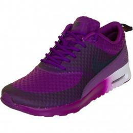 Nike Damen Sneaker Air Max Thea Premium grape/obsidian
