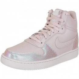 Nike Damen Sneaker Court Borough Mid SE rosa/grau