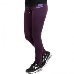 Nike Damen Sweatpants Rally Tight lila