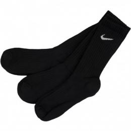 c3f881b6976d7 Nike Socken Value Cotton Crew (3er Pack) schwarz weiß