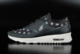 Nike WMNS Air Max Thea Print Black Dark Grey Anthracite Sneaker...
