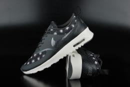 Nike WMNS Air Max Thea Print Black Dark Grey Anthracite Sneaker