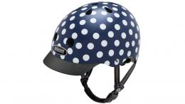 Nutcase Street Graphic NAVY DOTS M 56-60CM