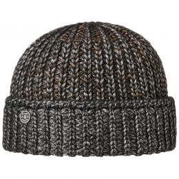 Saloma Shiny Beanie by Stetson  , Gr. One Size, Fb. grau