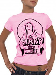 Teenage Millionaire Damen Shirt Mary