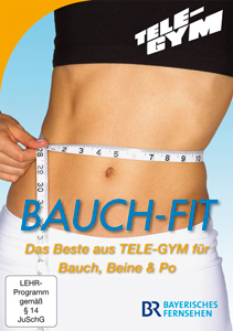 TELE-GYM Bauch-Fit  Fitness-DVD