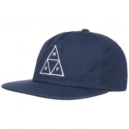 Triangle Unstructured Snapback Cap by HUF  Basecap