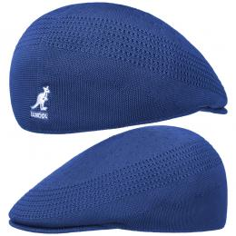 Tropic 507 Ventair Flatcap by Kangol  , Gr. L (58-59 cm), Fb. royalblau