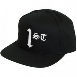 Undefeated Snapback Cap 1St Place schwarz