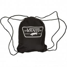 Vans Gym Bag League Bench schwarz/weiß