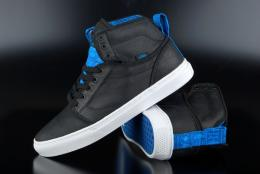 Vans OTW Collection Alomar Tribes Black White High-Top Sneaker...