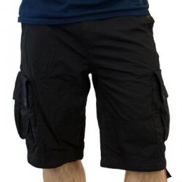 Vintage Industries Short Terrance black