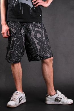 Zoo York Ambush 2 Black Shorts Boardershorts